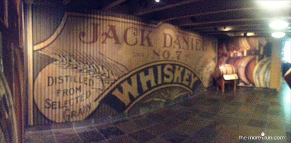 The Jack Daniel's Distillery in Lynchburg, TN.