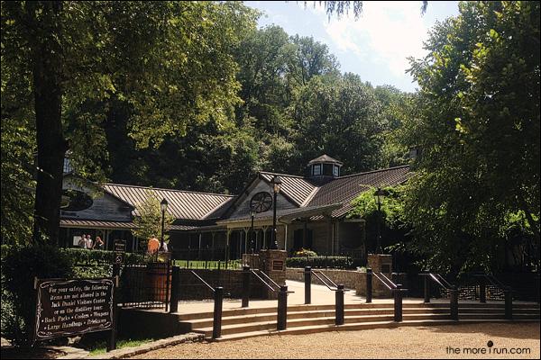 Jack Daniel's Distillery in Lynchburg, TN.