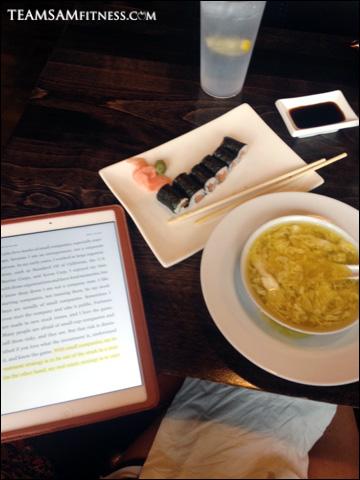 sushi_readingbook_teamsamfitness
