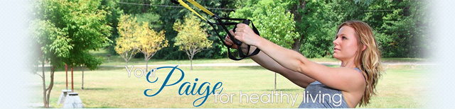 TeamSam Fitness favorite Women's Fitness Blog Your Trainer Paige