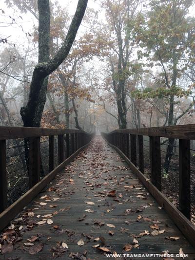 Cheetah State Park Walking Trails ~ TeamSam Fitness