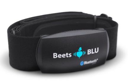 Beets Blu Heart Rate Monitor TeamSam Fintness