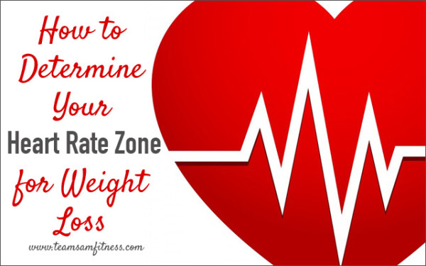 How to Determine Your Heart Rate Zone for Weight Loss-TeamSam Fitness
