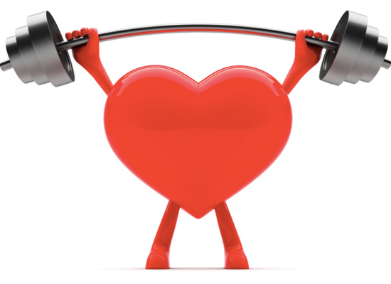 Knowing your heart rate zone to improve your heart health.