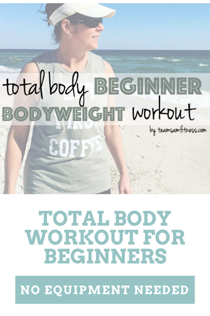 Total body workout for beginners !