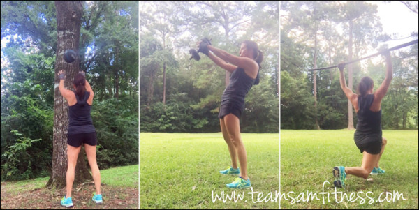 Lower Body Workout by TeamSam Fitness