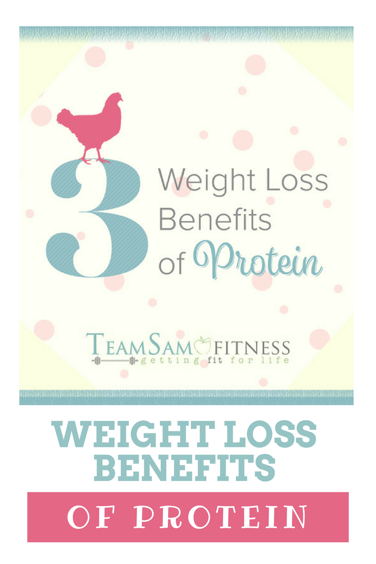 Weight Loss Benefits of Protein TeamSam Fitness