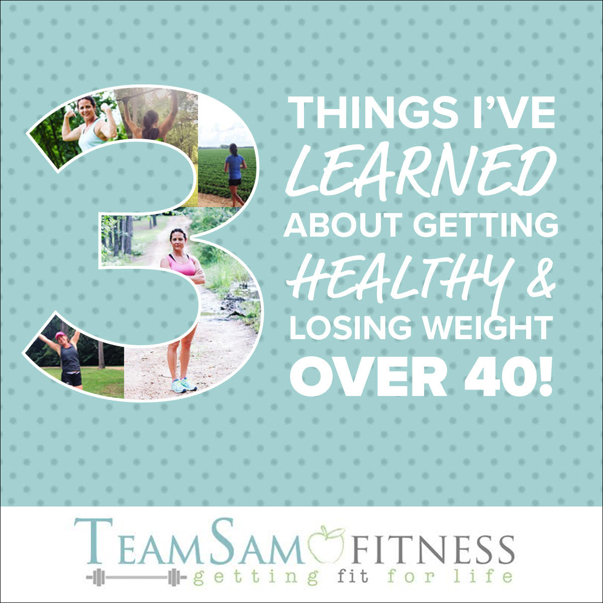 Lose Weight Over 40 by TeamSam Fitness