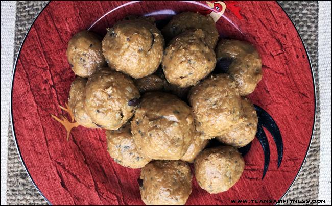 Gluten Free Energy Balls