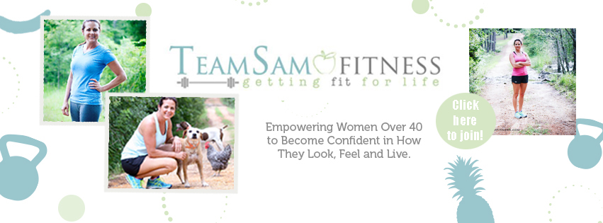 TeamSam Fit for Live where living healthy can become your new normal!