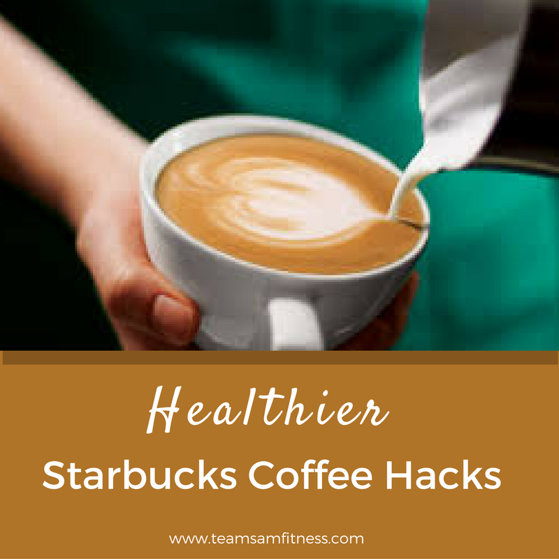 How to choose a healthier cup of Starbuck's coffee.