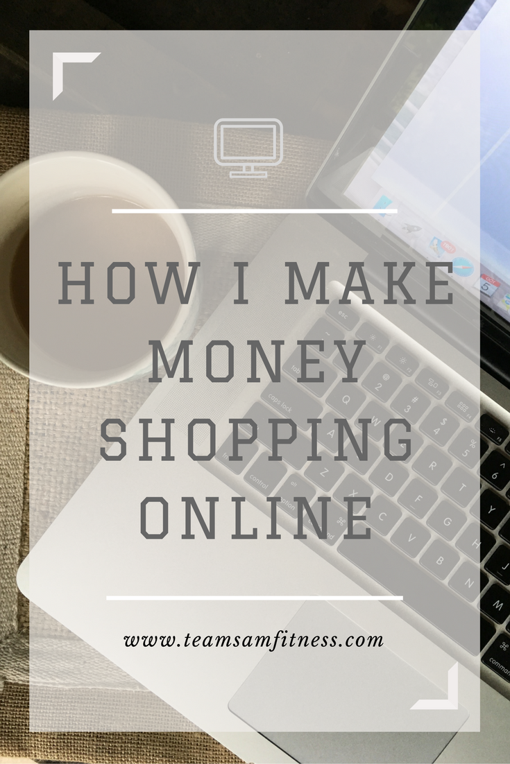 We as the consumer are the only ones who aren't rewarded for our spending. I've found a way to make money and get paid to shop online.