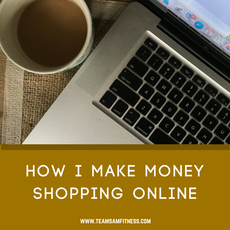 How I make money shopping online.
