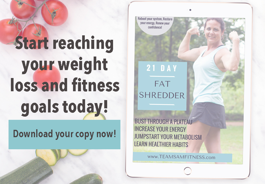 Start reaching your weight loss and fitness goals today. For immediate download.