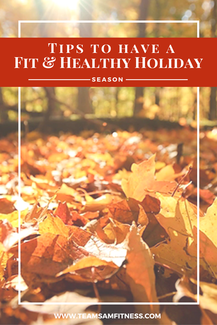 Tips for a Fit and Healthy Holiday Season!