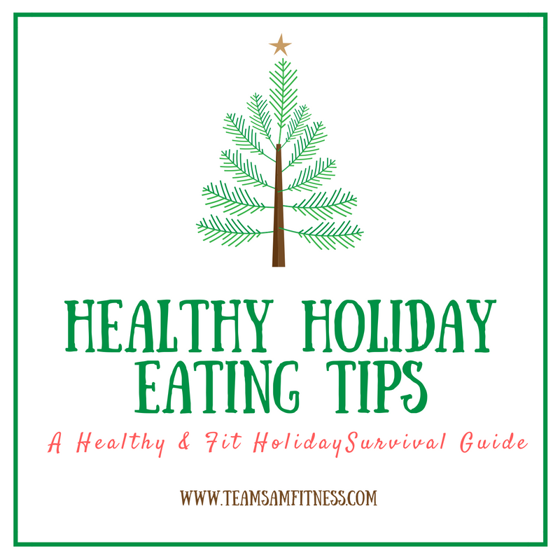 Healthy Holiday Eating Tips: My Survival Guide