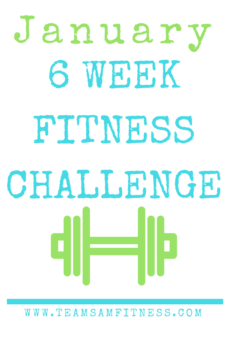 Join the 2017 FITNESS CHALLENGE and win!