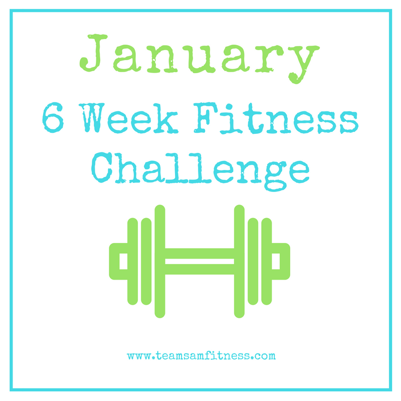 Join the New Year Fitness Challenge and win!