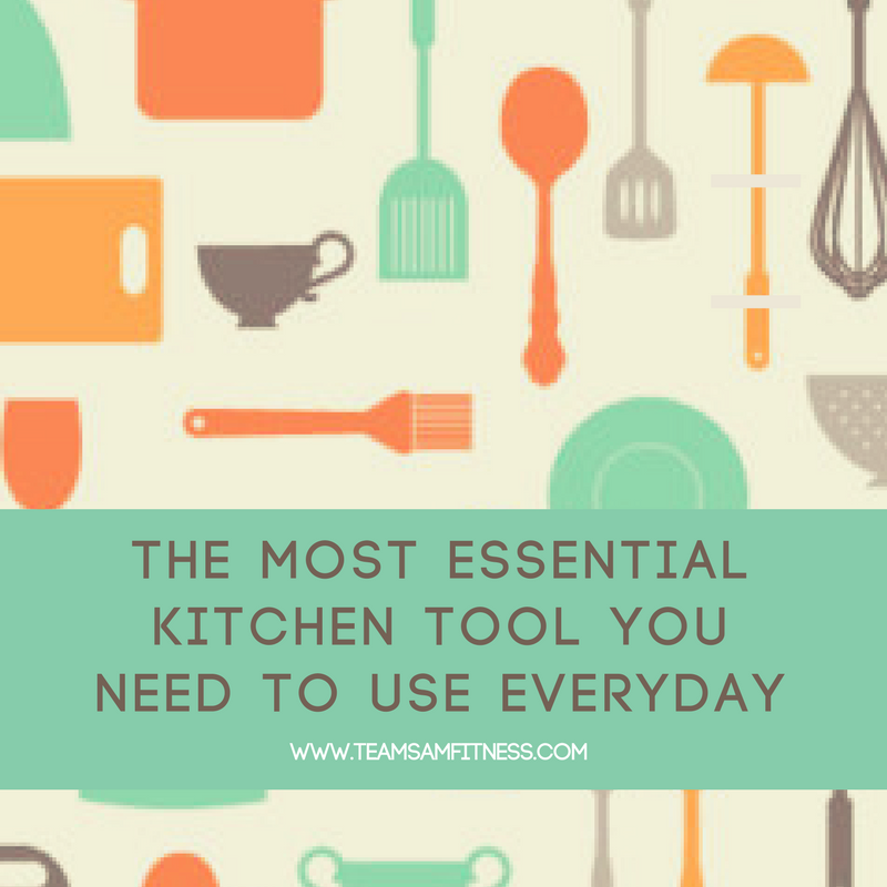 Your most essential kitchen tool to use every day!