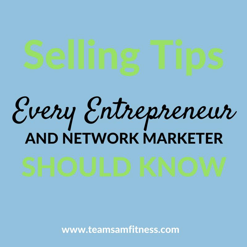 Social Media Selling Tips for Entrepreneurs and Network Marketers