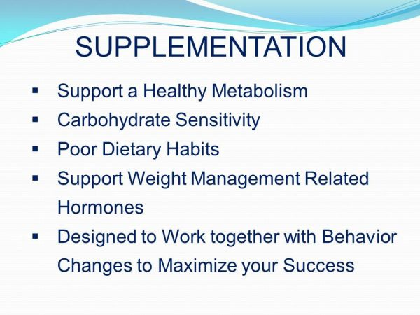 scientific studies have shown that certain supplements can specifically increase fat loss by: balancing blood sugar regulating hunger hormones increasing lean muscle and metabolism using sugar and fat for energy.