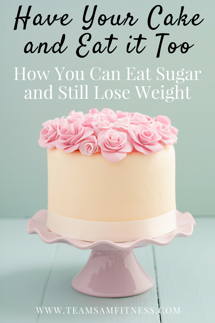 How You Can Eat Sugar and Still Lose Weight