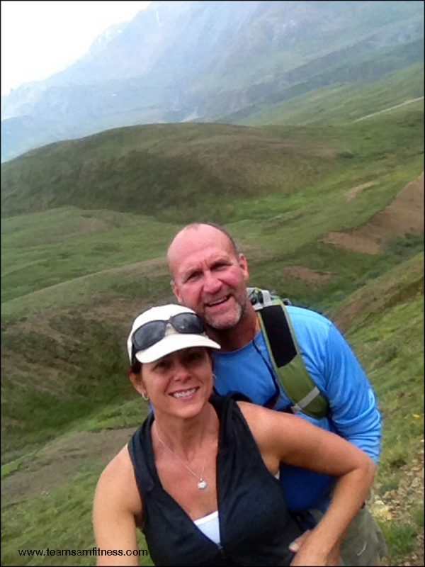 Hiking Denali Park Alaska TeamSam Fitness