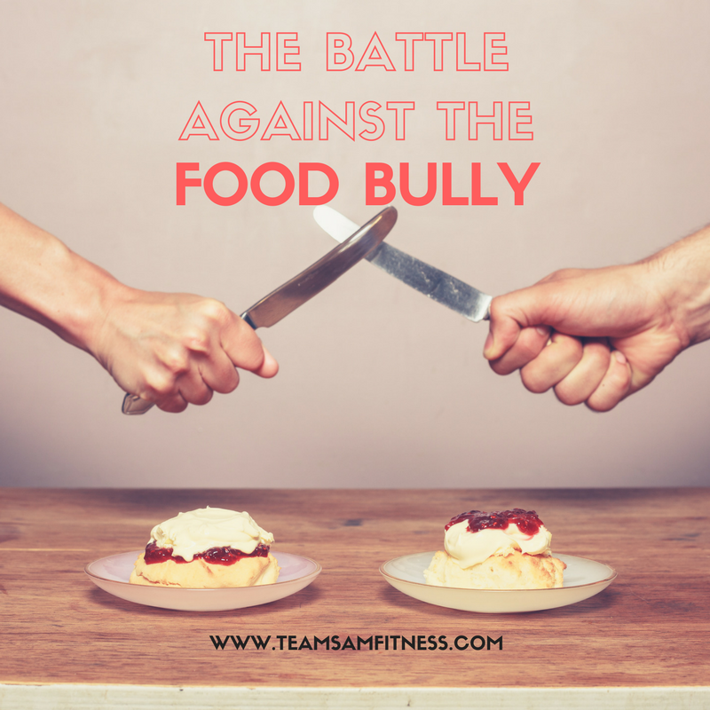 The Battle Against the Food Bully