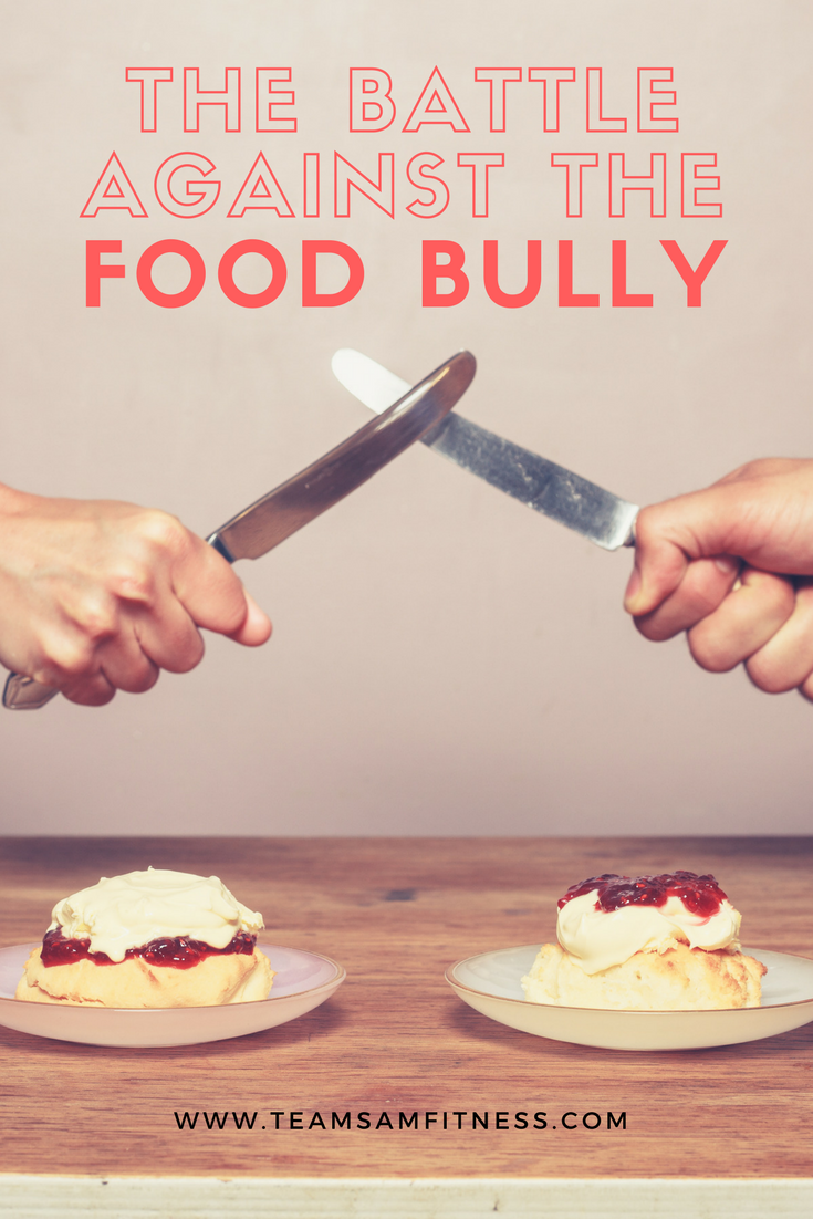 The Battle against the Food Bully. How do we protect ourself from food bullying?