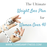 Weight Loss for Women Over 40