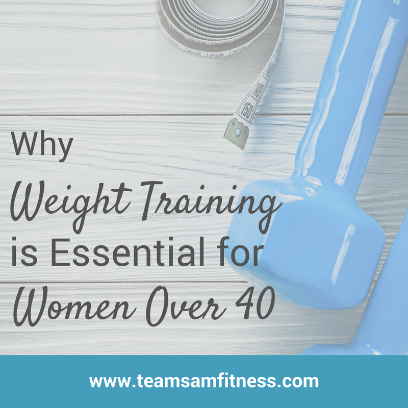 Why Weight Training is Important for Women Over 40