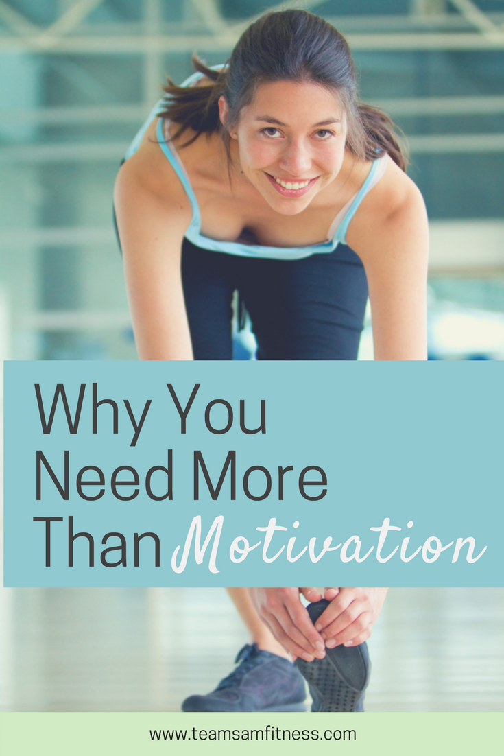Why You Need More Than Motivation. Motivation is a bunk. It's a myth. It's a delusion and a trap that will paralyze you from doing anything at all. Think about it: how long have you been Waiting to Feel motivated to dosomething.