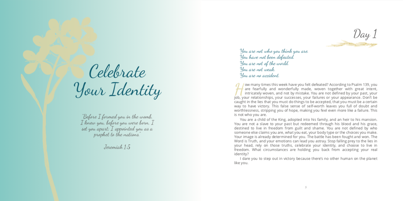 Fit for the Soul Book Celebrate Your Identity